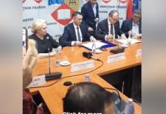 Declaratie de presa a premierului Viorica Dancila, la Ploiesti /VIDEO