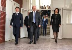 Traian Basescu vine, joi, la Ploiesti