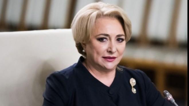 Viorica Dăncilă, la semnarea contractului autostrazii Braşov-Comarnic: Sper să fie respectate termenele