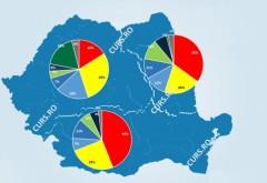 REZULTATE ALEGERI EUROPARLAMENTARE. Cum arată sondajele cu o săptămână înainte de alegerile europarlametare