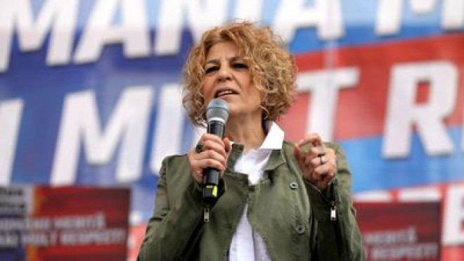 "Europa FM: O patriota in Europa – Carmen Avram, candidata PSD la europarlamentare: ""Acest popor trebuie sa reinvete patriotismul"""