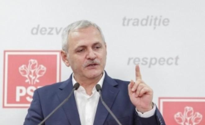 Liviu Dragnea anunță un nou program BOMBĂ: toate contractele din România vor fi semnate în lei