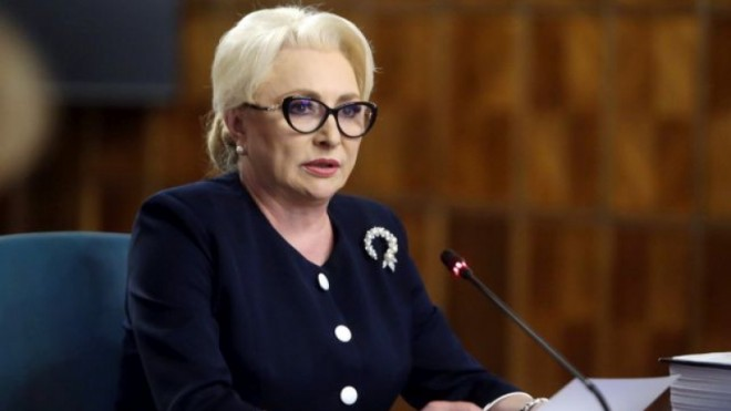Dancila: Nu votez la Referendu. NU ridic buletinul de vot