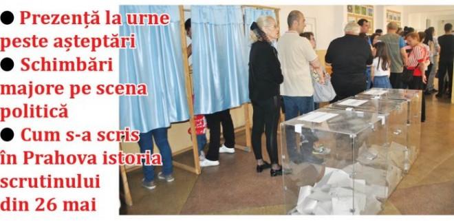 """""""Radiografie"""" electorală cu surprize!"""