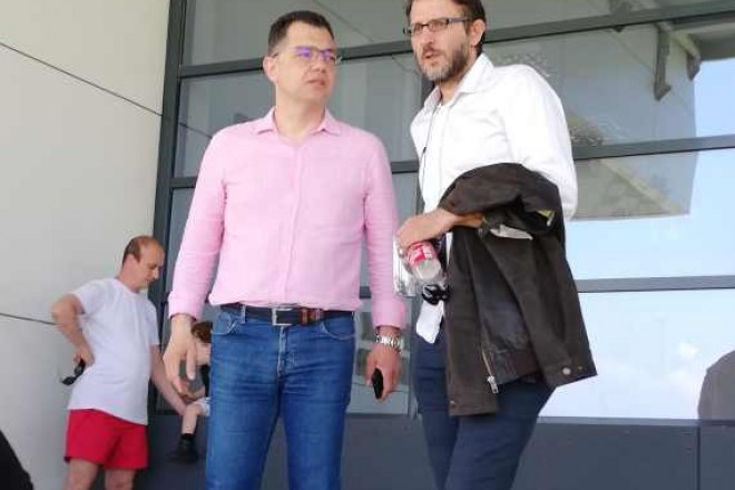 Ministrul Mediului de Afaceri a asistat la reuniunea hipică de sâmbătă, de pe Hipodromul Ploiești