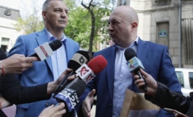 Codrin Ștefănescu, după ce a vorbit cu Liviu Dragnea în pușcărie: Este deținut politic!
