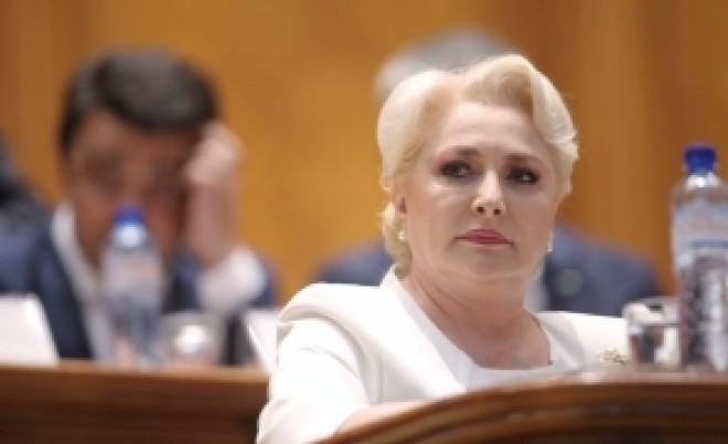 Viorica Dăncilă, către opoziție: Știu că nu vă doriți să veniți la guvernare. Sunteți alianța austerității!