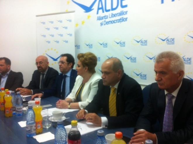 ALDE Prahova il sustine pe Călin Popescu Tăriceanu la alegerile prezidențiale