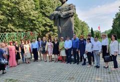 154 de ani de la nasterea lui Constantin Stere. Omagierea a avut loc in Parcul Memorial de la Bucov