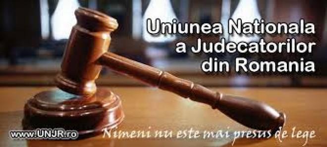 UNJR si AMR, miscare importanta in justitie