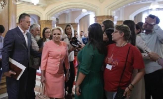 Viorica Dăncilă a convocat CEX-ul PSD: se anunță candidatul la prezidențiale
