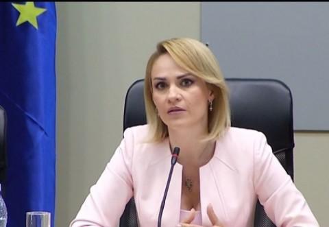 Gabriela Firea își retrage candidatura pentru prezidențiale