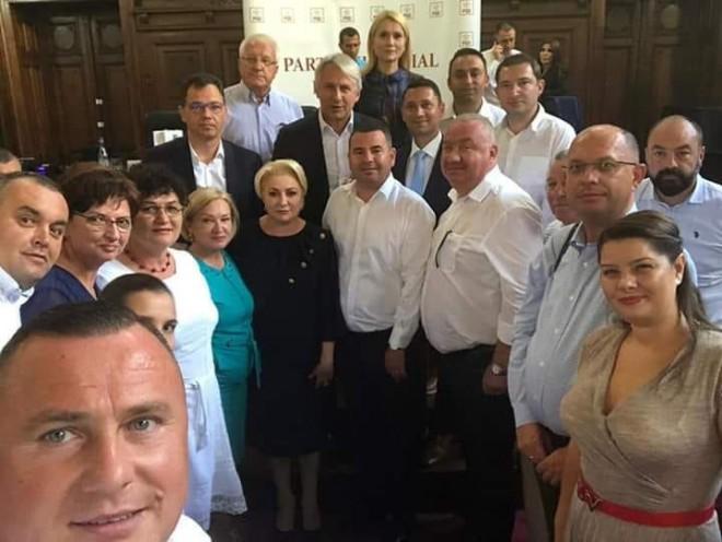 PSD Prahova saluta candidatura Vioricai Dancila la prezidentiale