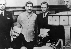 DOCUMENT ISTORIC Rusia a publicat PROTOCOLUL SECRET al pactului Ribbentrop-Molotov