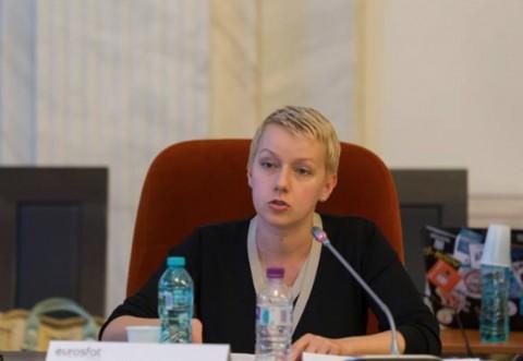 """Tremura """"portocalele"""" si #hashtagii! Dana Gârbovan, propusa ministru al Justitiei"""
