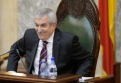 Tăriceanu și-a anunțat demisia din fruntea Senatului / SURSE