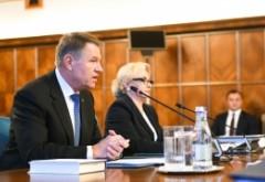 Dăncilă, mesaj pentru Iohannis: 'Să arate că vrea o Românie în care Guvernul funcționează'
