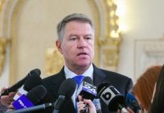 Klaus Iohannis: Resping categoric propunerile înaintate pentru miniștri interimari