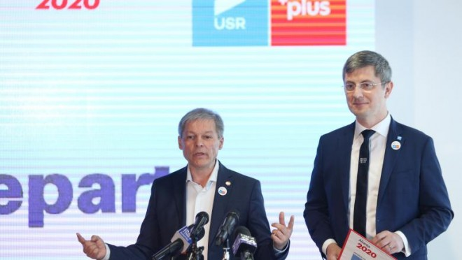 "USR-Plus vor sa trimita o ""penala"" in Parlamentul European"
