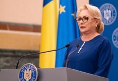 Viorica Dăncilă, reacţie la decizia CCR: 'Fie că vorbim de rea-voință sau incompetență, Iohannis a încălcat Constituția'