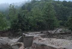 Prahova a primit 23 milioane de lei de la Guvernul Dancila pentru refacerea zonelor afectate de inundatii