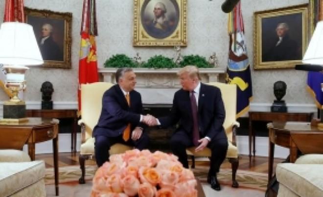 Deși s-a întâlnit de 2 ori cu Donald Trump, Iohannis nu l-a convins să ridice vizele pentru români. Ungaria a obtinut intrarea ungurilor in SUA fara viza!