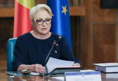 Viorica Dăncilă, despre anunţul concedierii a 400.000 de bugetari: 'Nu le pasă de oameni, le pasă de ceea ce vor să facă ei pentru ei'