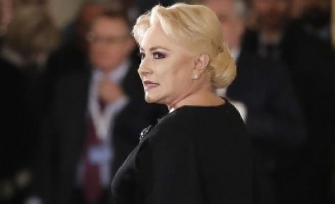 Viorica Dăncilă demisionează din fruntea PSD dacă ia sub 23% la prezidențiale