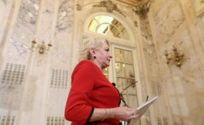 Viorica Dăncilă atrage atentia asupra riscului motiunii: Fără PNDL 1, PNDL 2 și FDI vor fi mari nemulțumiri