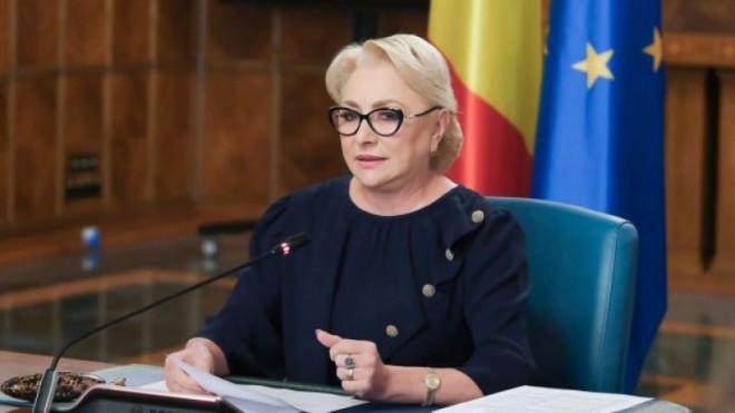 "Dancila: ""Imi doresc ca presedintele Iohannis sa nominalizeze cat mai repede un nou premier. Chiar astazi, daca e posibil"""
