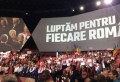 DISCURS/ Viorica Dăncilă, baie de mulțime la Romexpo: Intru în campania electorală cu dorinţa de a învinge