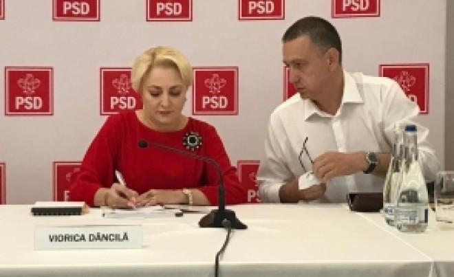 PSD anunță RĂZBOI TOTAL: scenariul în care Dăncilă rămâne premier până după prezidențiale
