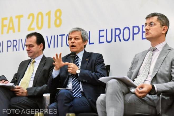 USR nu voteaza Guvernul Orban in Parlament. Declaratia vicepresedintelui USR