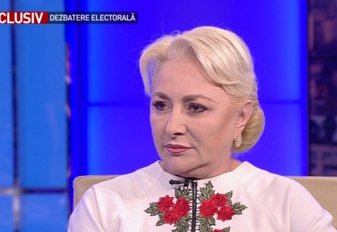 """Viorica Dăncilă: """"Luăm în calcul suspendarea președintelui Iohannis"""""""