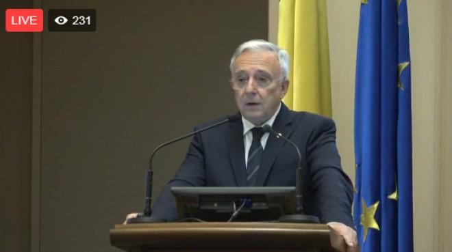 Mugur Isărescu, lovitură pentru mincinosii Orban și Iohannis: Economia nu este pe fundul prăpastiei