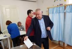 Ce a declarat viceprimarul Cristian Ganea dupa ce a mers la vot