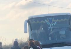 Incidente in ziua votului. Alegatori adusi cu autocarul din Ialomita sa voteze in Prahova