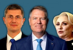 Exit poll Ph-online.ro: Dancila urca in clasament, Barna pierde voturi