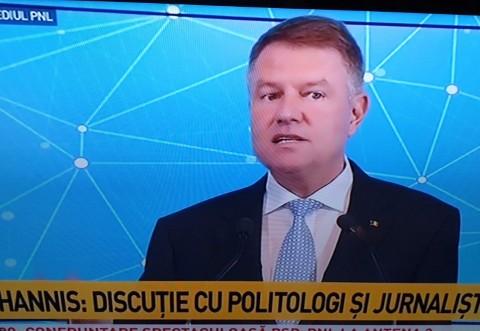 "SOC! Iohannis a ADMIS in campanie prezidentiala ca Negulescu ""Portocala"" facea abuzuri la DNA Ploiesti"