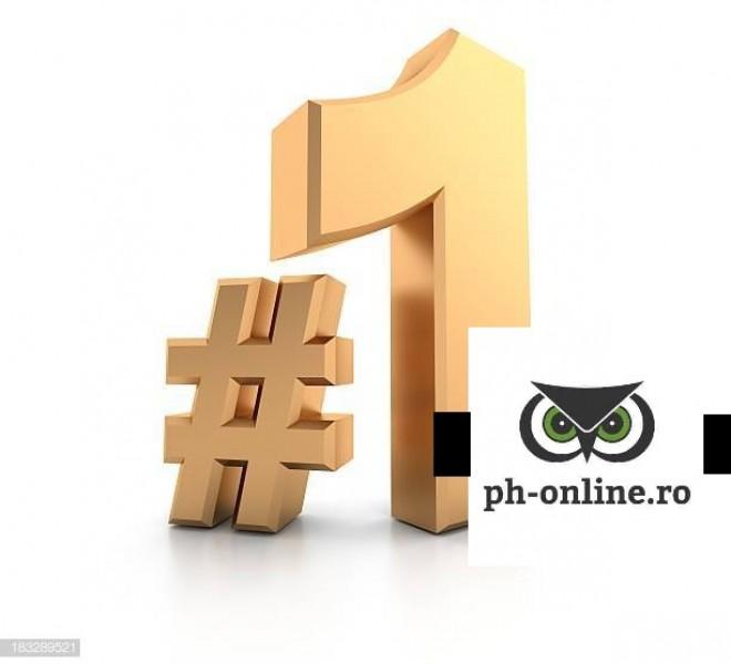 Ph-online.ro - LIDER absolut de audienta in luna alegerilor. RECORD de cititori in cea mai importanta saptamana din an