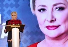 Viorica Dancila, sustinuta major in turul 2! Ce partide s-au aliat cu PSD