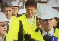 "A inceput sa ""rezolve problemele"" romanilor. Orban a inspectat un... stadion"