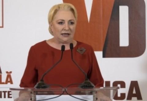 Dăncilă începe săptămâna în forță - atacuri în rafală la adresa lui Iohannis: 'Nu voi bloca niciodată activitatea Guvernului sau a Parlamentului'