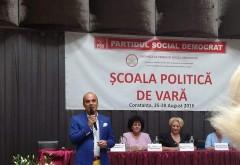 """Rares Bogdan, la Scoala Politica de Vara a femeilor din PSD: """"Imi pare rau ca am atacat fostul premier"""""""