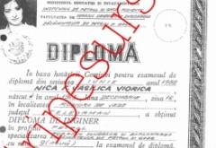 DOCUMENT Viorica Dăncilă a absolvit facultatea cu nota 9