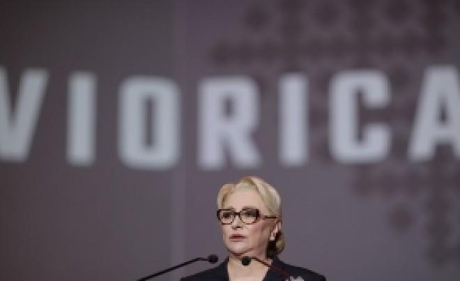 VIDEO Viorica Dăncilă, mesaj pentru Iohannis: 'Îl vor suspenda românii pe 24 noiembrie. Luni voi fi președintele României'