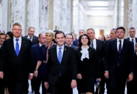 Un PSD-ist a fost numit sef in Guvernul Orban