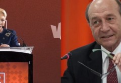"""Băsescu: """"Viorica Dăncilă, deşi cotată cu șanse zero, a ales să se bată până la ultimul glonţ, ceea ce arată un caracter puternic!"""""""
