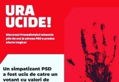 AJUNGE, s-a ajuns prea departe! Un simpatizant PSD a fost UCIS de un sustinator PNL! Iohannis, responsabil moral de ura raspandita in societate