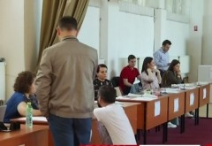 Prezenta mica la vot in Prahova. Iohannis nu a convins